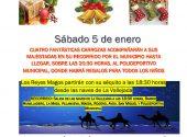 Cabalgata Reyes Magos 2019