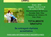 Curso de formación para atención a personas dependientes