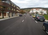 Finalizan los trabajos de mejora del asfaltado de la avenida San Miguel