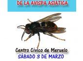 Prevención y control de la avispa asiática