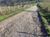 Concedida una subvención para la mejora de caminos municipales