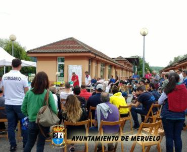 Meruelo acogió el pesaje del Campeonato regional de pesca submarina