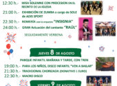 Fiestas de San Mamés de Meruelo 2019