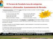 VI Trofeo de Pasabolo Losa en Vierna