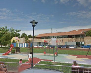 Las obras de la cubierta del parque infantil empezarán la semana que viene