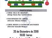 Encuentro de Coros de Navidad en el Centro Cívico