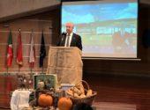 Meruelo homenajeó a su alcalde
