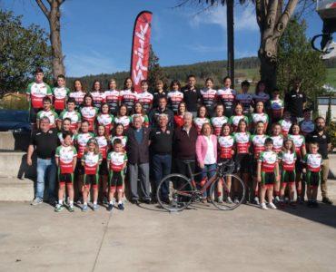 El Ayuntamiento felicita al Club Ciclista Meruelo por ser equipo UCI
