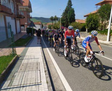 La Vuelta Ciclista a España pasa por Meruelo