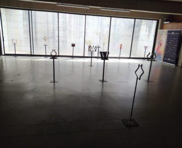 """Exposición """"El Hierro y la Voz"""" en Meruelo"""