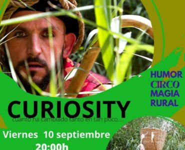Curiosity de Nando Caneca en el Centro Cívico